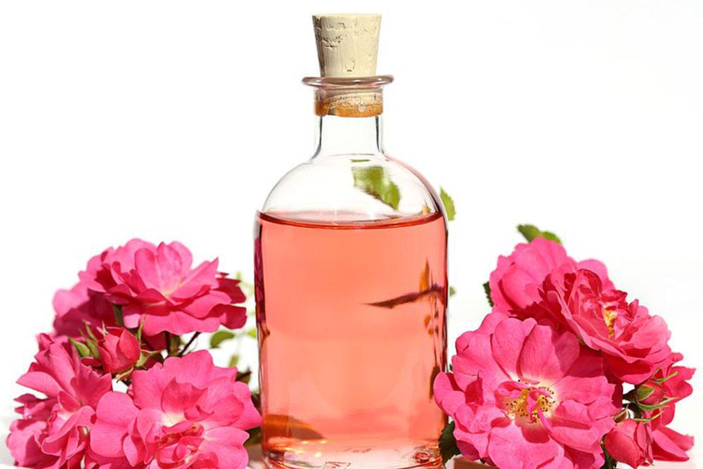 évca - rózsa virágvíz