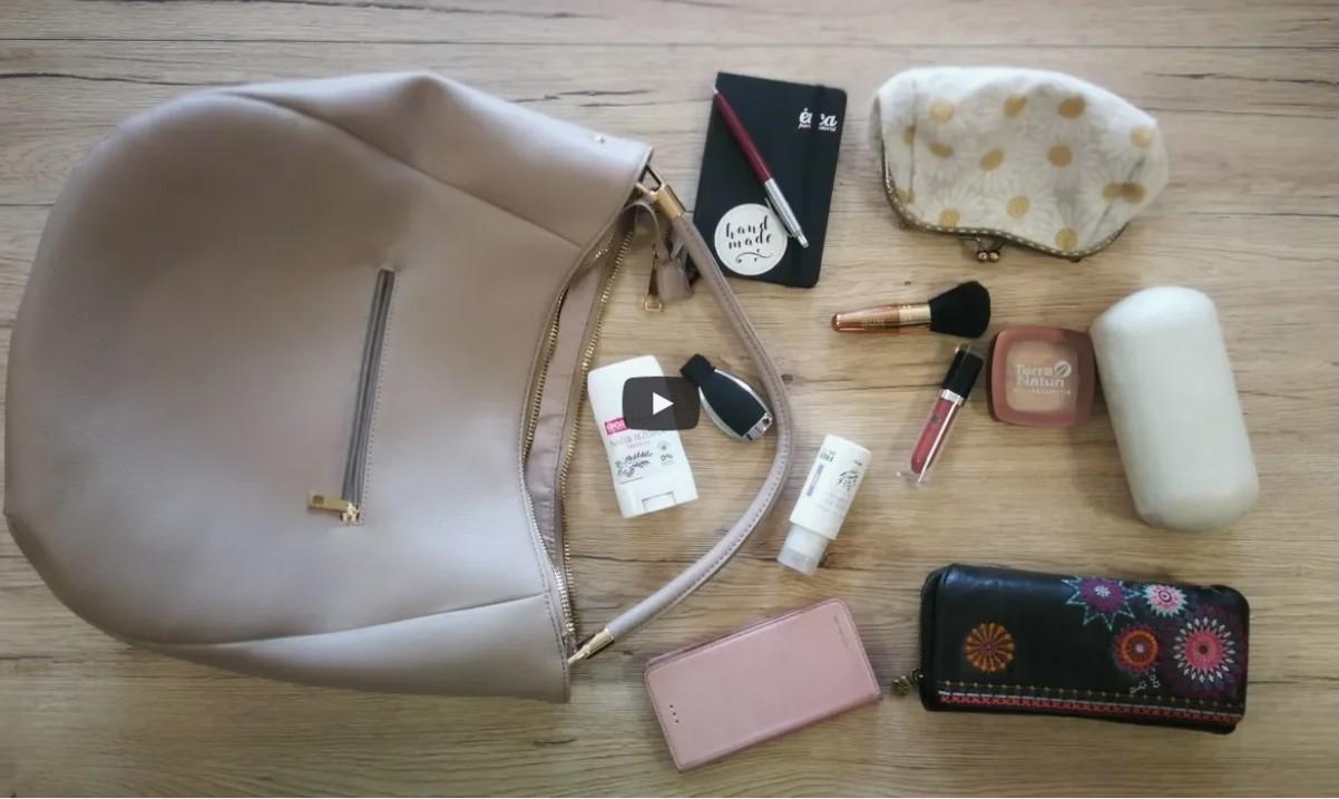 Natúr kozmetikumok Évca táskájában