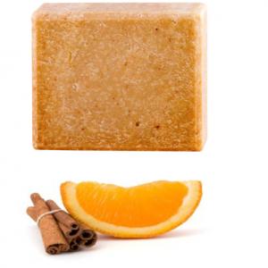 Narancsos otéli szappan
