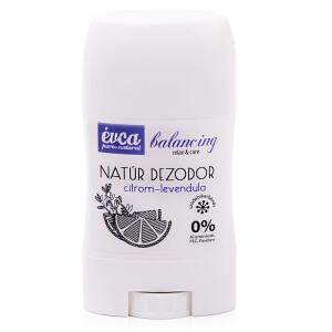 Levendula-citrom természetes dezodor