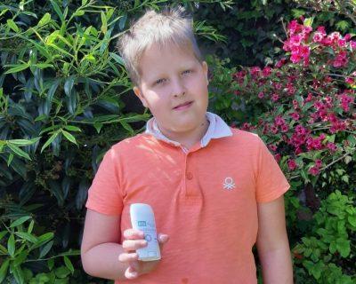 Gyerek dezodor
