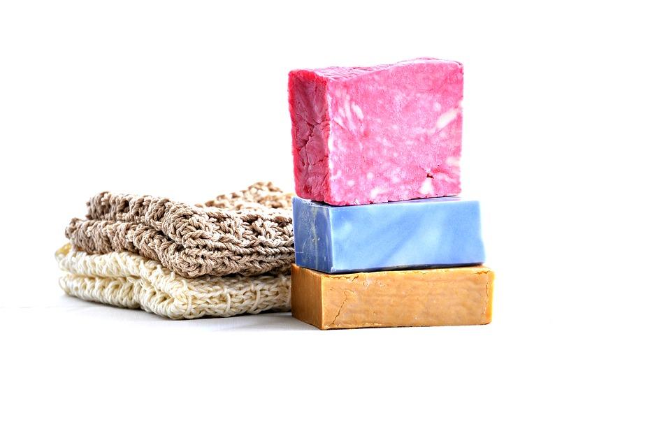 Natúr kézműves szappan
