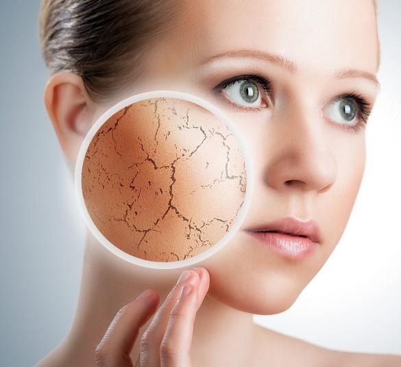 natúr arcápolás száraz bőr