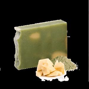 natúr kézműves szappan geránium