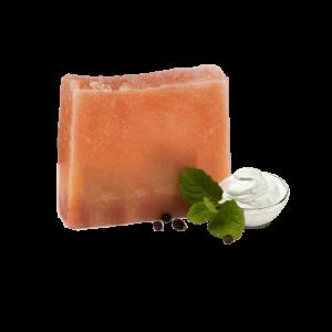 natúr kézműves szappan joghurt